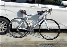 惜別サイクリングとNew machine