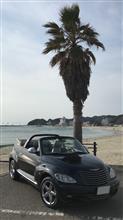 久しぶりに海へのドライブ