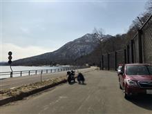 2021.03.27(土) 五修堂のち支笏湖と洞爺湖