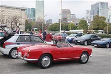 Tokyo Coffee & Carsに参加しました