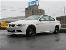 タイヤショップしてます..BMW E92 M3 YHネオバ 245/35&275/35R19