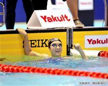 池江選手おめでとう!