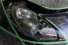 ALFAROMEO ジュリエッタ の ヘッドライトをリバイバル!!