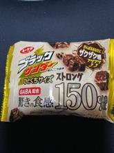 ブラックサンダーひとくちサイズ ストロング 有楽製菓