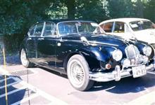 Jaguar Mk2 3.8 MT