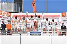 SUPER GT2021 Rd.1岡山にて弊社応援のTOM'S RACING様2台共に、表彰台へ