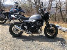 4気筒ネイキッドバイク - Z900RS試乗