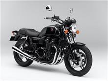 4気筒ネイキッドバイク - CB1100試乗