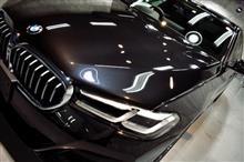 M Sport!!BMW 523d ガラスコーティング 【リボルト川口】