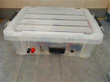 Injector test BOX