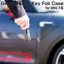 MINI F系(GEN3)  SLIM Key Fob GARACTICA DESIGN