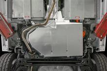 ヤリス ハイブリッド MXPH10用 タンクガード が新たに設定されました。