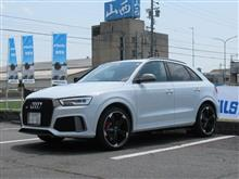 人気の補強パーツ...AUDI RS Q3 Cpm LowerReinforcement
