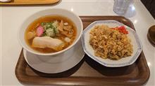 ハッピィ カフェ 弘前駅前店 ラーメンセット