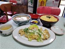 美濃太田駅前のホテル宿泊と八百津のレトロ食堂にてパーコーとカツ丼を愉しむ