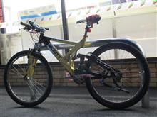 久々に夜の徘徊RIDE!【自転車】