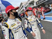 【協賛】SUPER GT500 ラウンド2 37号車が3位フィニッシュ