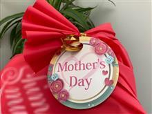 母の日へ 3度の贈り物を