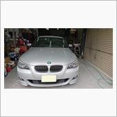 BMW E60 ナビ最新化!