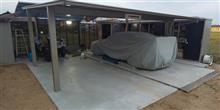 車好きが作る車庫