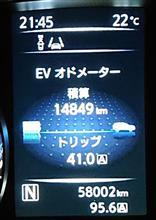 きり番ゲットできず 58,002km