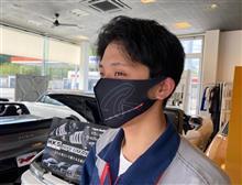 オリジナルマスク!!(^_-)-☆