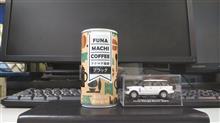 今日の缶コーヒー№141 フナマチ珈琲 ブラック