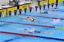 バタフライが1000m泳げた(^^)