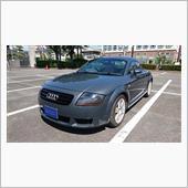 AUDI TT 8N型 グレ ...
