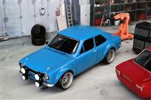 【HotWheels】'70 フォード・エスコート RS1600