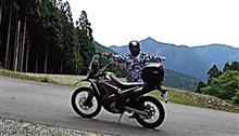Be a CRF250RALLY adventure bike rider 🚴! Experience 知られざる県内アドベンチャー林道+峠道 快走記