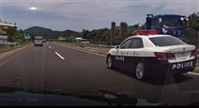 高速道路の取り締まり