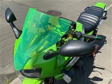ラーメンとバイクのミラーをそれぞれ流用してみるの巻 :*:・(*´艸`*)・:*:・