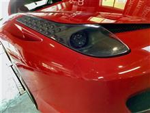 """スーパーカーだってこの2アイテムは付けてるとより安全・安心ですよね。ルームミラータイプのドラレコ""""セルスターCS-1000SM""""と""""Weds Gear TPMS MR LITE""""を装着!!"""