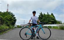 【自転車】朝の峰山