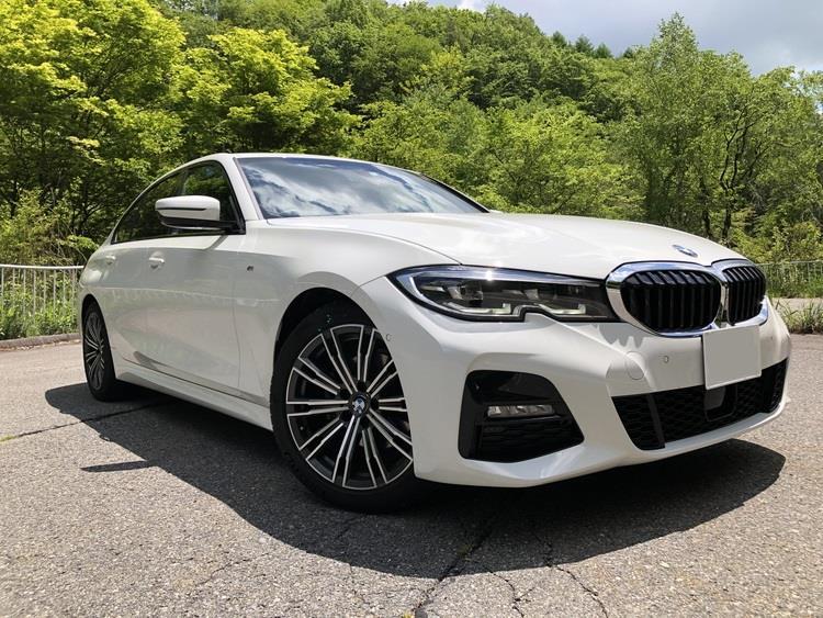 2020年式BMW320d xDrive M Sport感想文