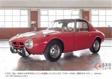 海外のオークションでヨタ8が1200万円に