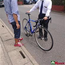 コレが、ウッドミッツ自転車 理想形!
