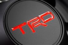 『TRDマットブラック』ホイールへのコーティング【リボルト札幌】