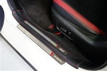 スバル WRX STI/S4用ドアシルキックガード予約販売開始!