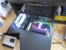新規PC 稼働!