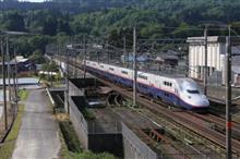 YouTube 鉄道特集動画第2弾 上越新幹線E4系 E2系動画公開