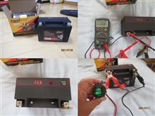 ninja250SL リチウムイオンバッテリーを買ってきた