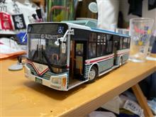 バス完成!