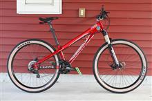 日曜日は自転車屋さん:山を棄てたマウンテンバイク