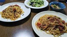 今日の晩御飯は…妻御飯です。