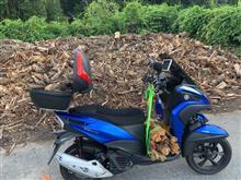 トリシティで柴刈り アルファード掃除とキャンプ用品