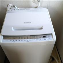 洗濯機が壊れた!