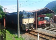 電気機関車の動輪軸数について思うこと。