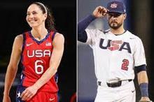 多種多様さを表現するオリンピックの旗手